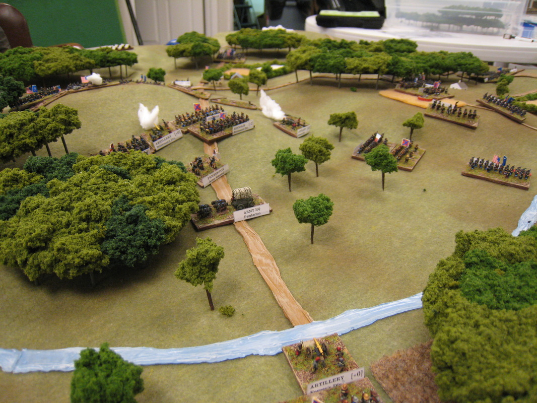 6mm Terrain Tips Grand Tactical Battles In The American