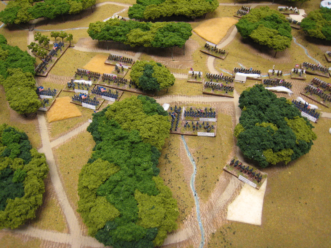6mm Terrain Tips - Grand Tactical Battles in the American