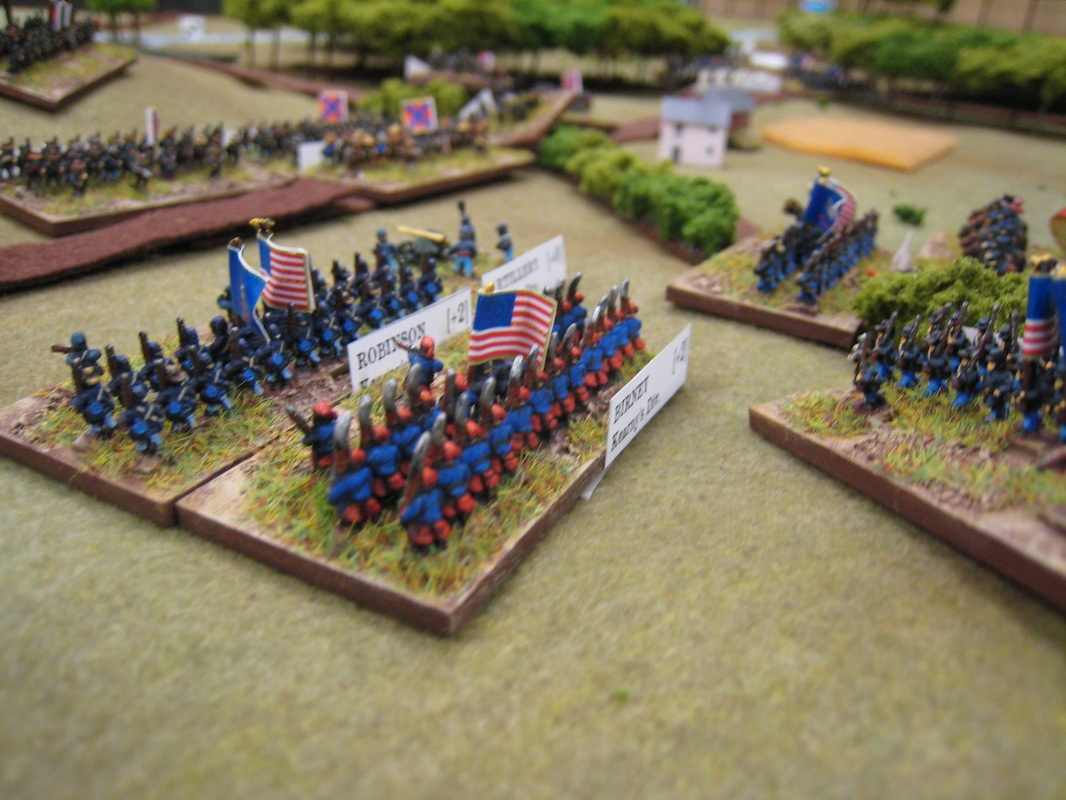 Glendale AAR - Grand Tactical Battles in the American Civil War