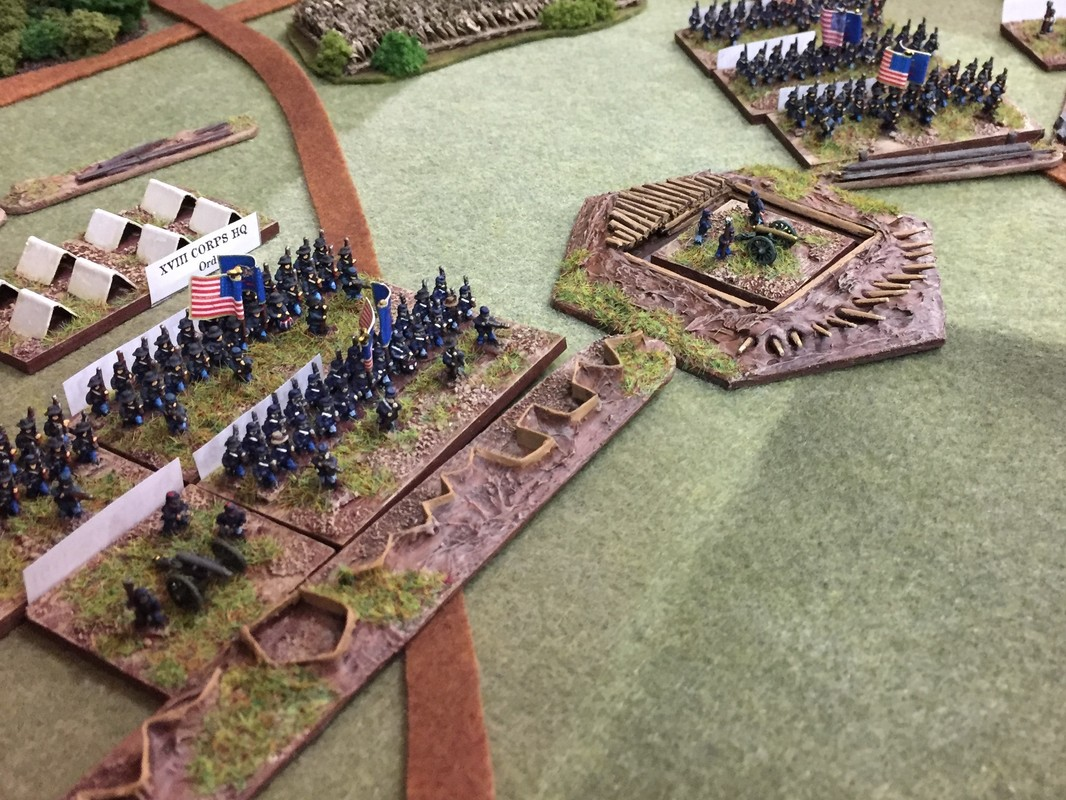 6mm Terrain Tips - Grand Tactical Battles in the American Civil War
